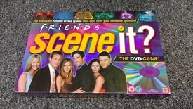 Scene It! Friends Edition (DVD board game)