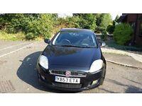 Fiat bravo for sale low mileage petrol 6 speed manual