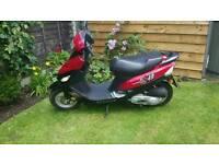 Baotian 49cc moped