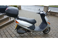 HONDA LEAD SCOOTER 102CC 2007, 2 OWNERS, WELL MAINTAINED, 1 FULL YR MOT