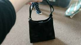 Small black handbag from next
