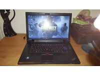LENOVO THINKPAD L512 - Intel i5 with 6gb ram 320gb hdd