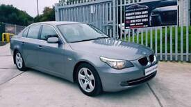 BMW 520D SE...FULL YEARS MOT...FSH...FINANCE THIS CAR FROM £28 PER WEEK...MINT CONDITION...