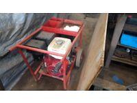 honda welder 200 amp choice of 2