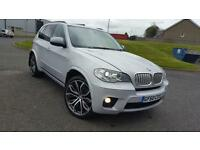 2010 Bmw x5 4.0d Msport Individual 7 seater!! full service history . Lots of extras!!