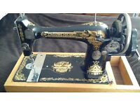 I have a vintage singer sewing machine from the 1920s serial number F9746338