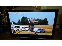 Samsung 50 inch screen TV