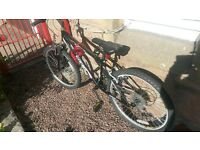 "24"" wheel Mountain Bike"