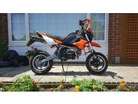 SOLD *Road Legal* BSR 125 Pitbike (Honda Grom size) 2016 Reg