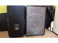 15in speakers