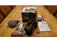 Canon EOS 5D MARK 2 + 24-105MM L IS lens + Speedlite 580EX + more