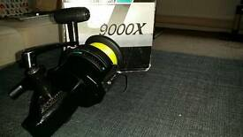Daiwa 9000X fishing reel