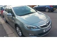 QUICK SALE Vauxhall Astra 1.4 VVT i Exclusive LOW MILES O.V.N.O