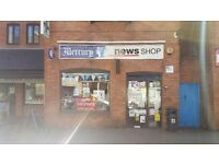 Off license shop/Newsagents