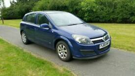 AUTOMATIC*2006*VAUXHALL ASTRA AUTO 1796cc*BLUE*5 DOOR*1 YEAR MOT*2 ORIGINAL KEYS*ALLOY WHEELS*AUTO