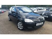 Vauxhall Corsa 1.2 i 16v Breeze 3dr (a/c), 1 YEAR MOT, HPI CLEAR,DRIVES SMOOTH,CLEAN INSIDE AND OUT