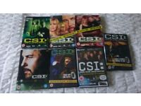 #7 CSI Mixed Lot - Brand New & Used.