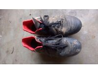 Patrick size 9 rugby boots