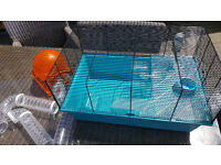 Wire Hamster Cage (large)