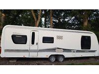 Hobby 695 vip caravan