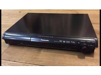 Panasonic SA PT160 DVD player and Dolbi surround home theatre system