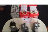 PEUGEOT ALPARTS REDUCED 50/60 % OFF SALE FUEL PUMPS £12[BUY 2£20]MORE DET PL 07854395161 THANKS