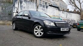 Mercedes-Benz C Class 2.1 C220 CDI SE DRIVES EXCELLENT 57 reg Saloon