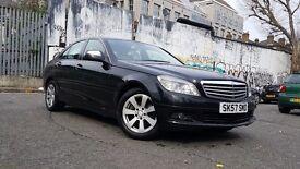 Mercedes-Benz C Class 2.1 C220 CDI SE DRIVES EXCELLENT 57 reg Saloon