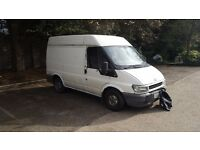 Ford transit 2003 NEW ENGINE