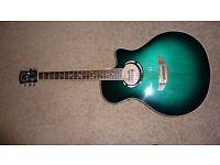 Yamaha APX 500ii electro acoustic guitar
