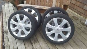 Winter Tires for $120