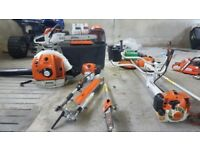 STIHL equipment.. briggs & stratton kawasaki husquavara