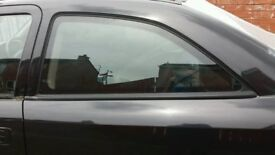***Vauxhall Astra g mk4 near side/pass side quarter panel window forsale***