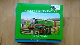 12 Thomas the Tank Engine Books