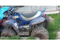 For sale apache 100cc quad
