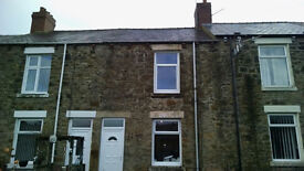 Newly Furnished 2 Bedroom Terraced House in Stanley