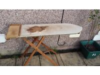 Vintage/Retro 1920's Ironing Board