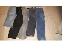 Men's Clothes – B Grade Stock Clearance (Jeans)