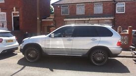 ACTION!!! reg2003 BMW X5 3,0D SPORT FULLY SERVICES HISTORY -LOADED