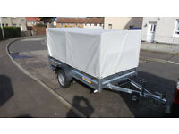 Car Trailer, nearly used