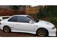 1998 Subaru Impreza STI V4 Type R 2 door GC8