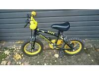 Stinger first bike