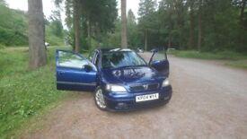 12 Months Mot ~ Vauxhall Astra 1.6 SXI 16v Twinport