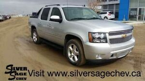 2011 Chevrolet Avalanche 1500 4WD LTZ 1 owner PST Paid + has DVD
