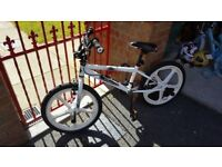"FREE Bell (2689) 20"" REDEMPTION SKYWAY MAG BMX 360 GYRO BIKE BICYCLE Age: 8-13 Height: 130-160cm"