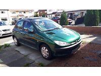 Peugeot 206 £250