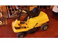 Lawn Mower Ride on (excellent working order)