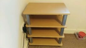 4-shelf unit