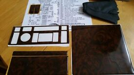 P38 dash kit