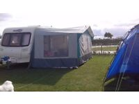 Bailey Pageant Series 5 Touring Caravan 2005